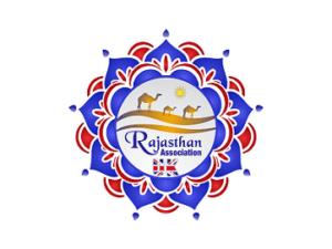 Rajasthan Association UK logo
